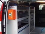 MERCEDES Vito 4X4 D external service