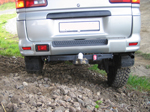 MITSUBISHI Spacegear L400 4X4B camper off-road